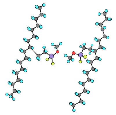 молекулы полимера